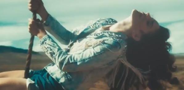 Lana Del Rey. Ride
