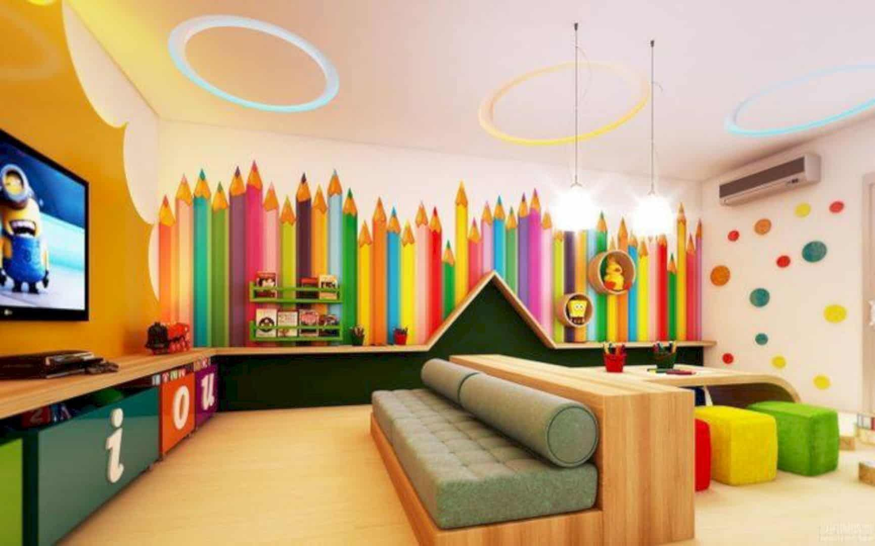16 Office Interior Design Ideas Daycare Decor Playroom Daycare