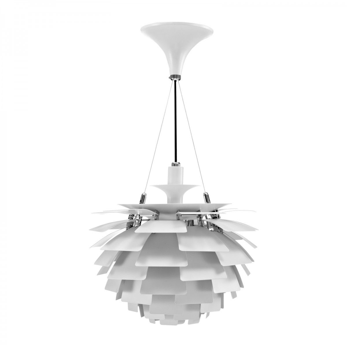 The Artichoke Poul Henningsen Designer Lamps Voga Lamp Lamp