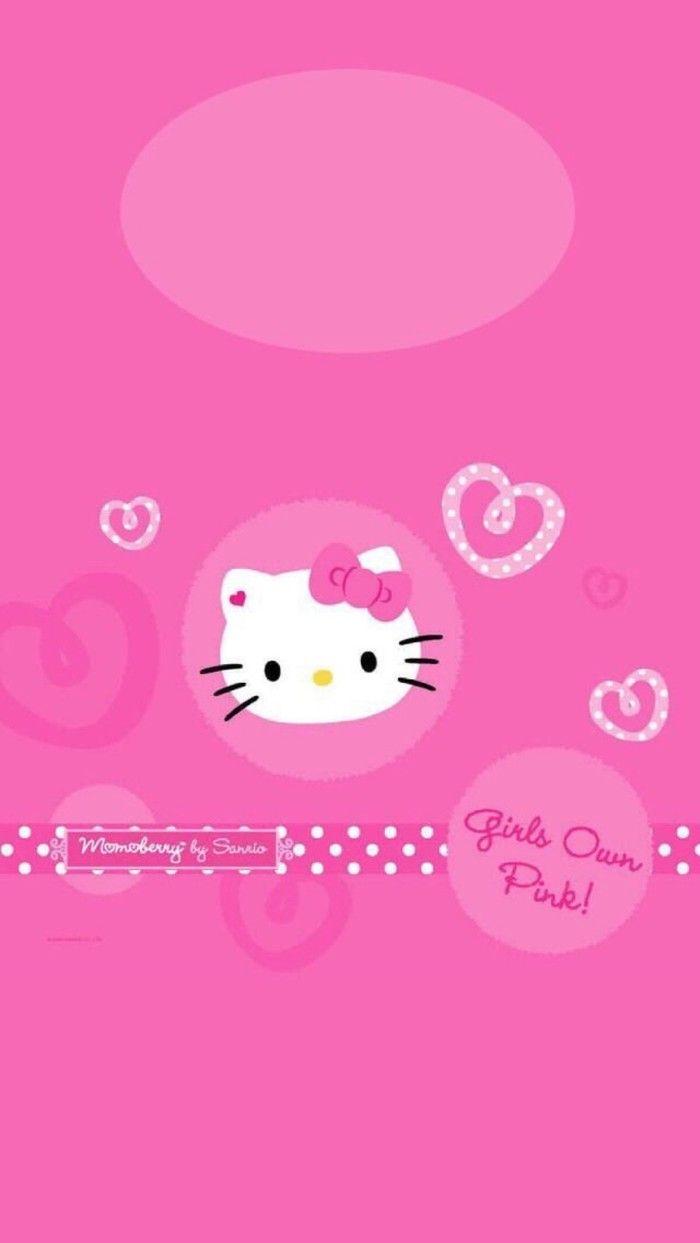 Wallpaper iphone kumis - Iphone Hello Kitty