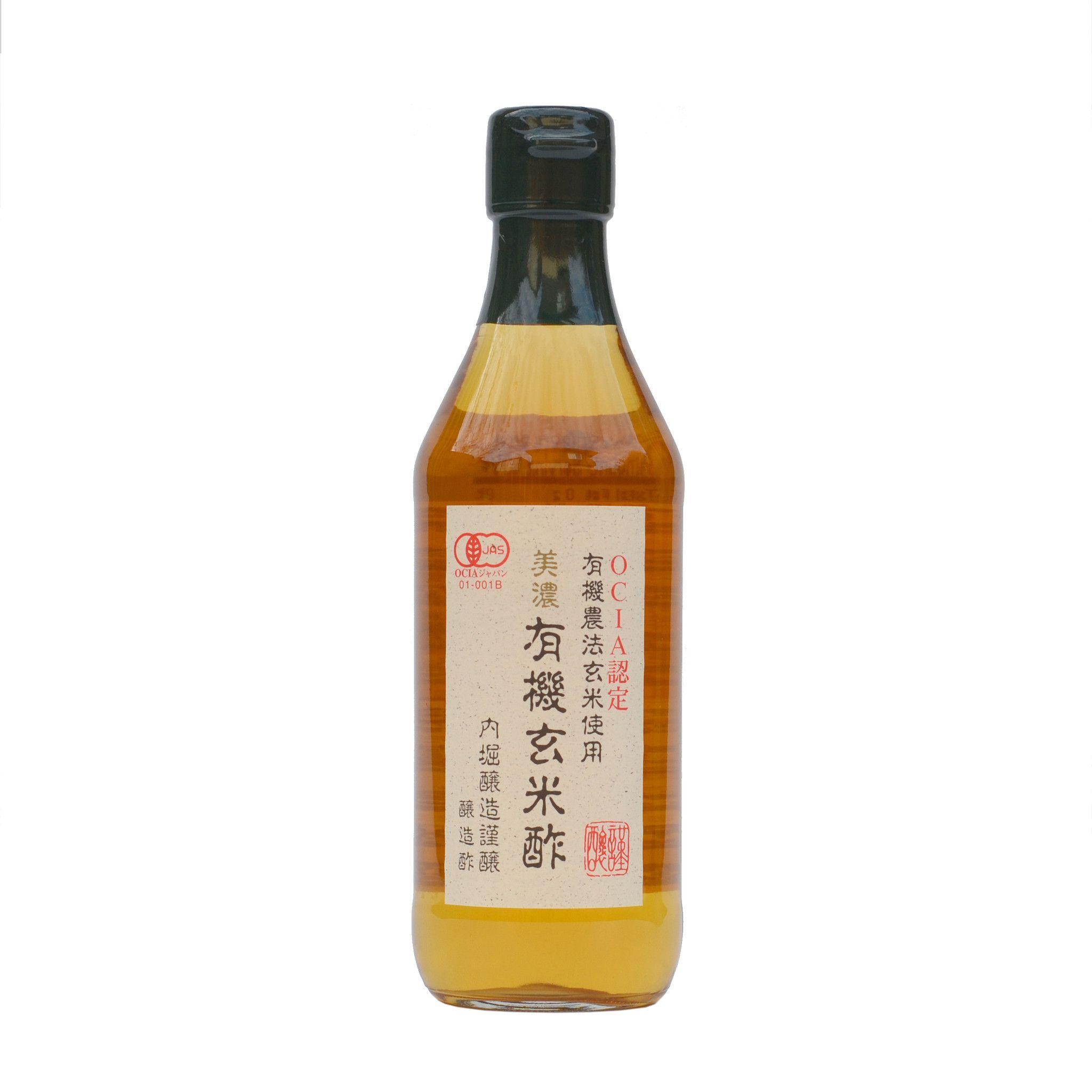 Organic Brown Rice Vinegar Rice Vinegar Organic Brown Rice Sake