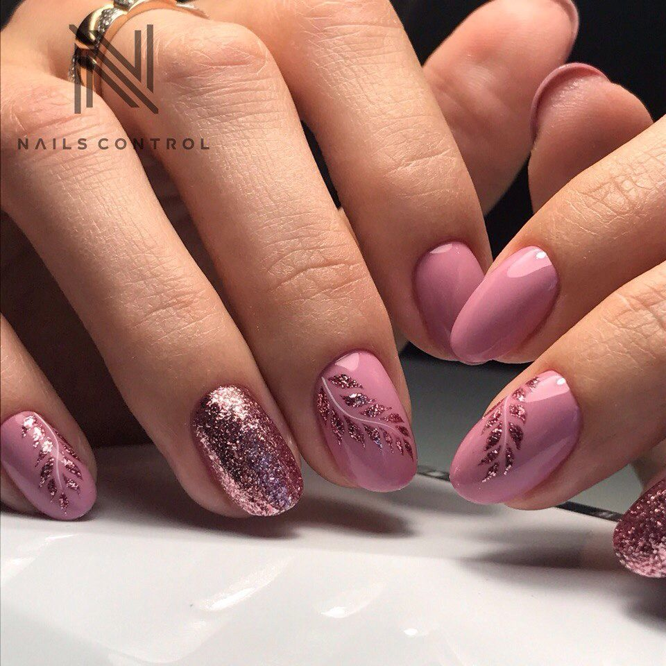 Pin by Ксюня on Нейл-арт | Pinterest | Manicure, Winter nails and ...
