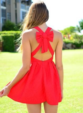 10 Best images about Little Red Dress on Pinterest  Back dresses ...