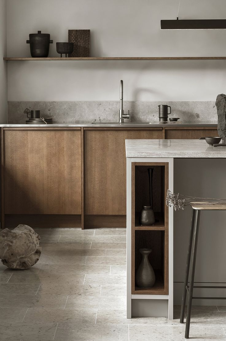 Is the All-White Kitchen Trend Finally Over?? - Apartment34 #home #style #interiordesign