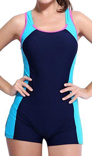 CharmLeaks Women One Piece Swimsuits Black With Blue Stri... https://www.amazon.com/dp/B01F4ZWP9E/ref=cm_sw_r_pi_dp_UBPCxbFMRAHB7