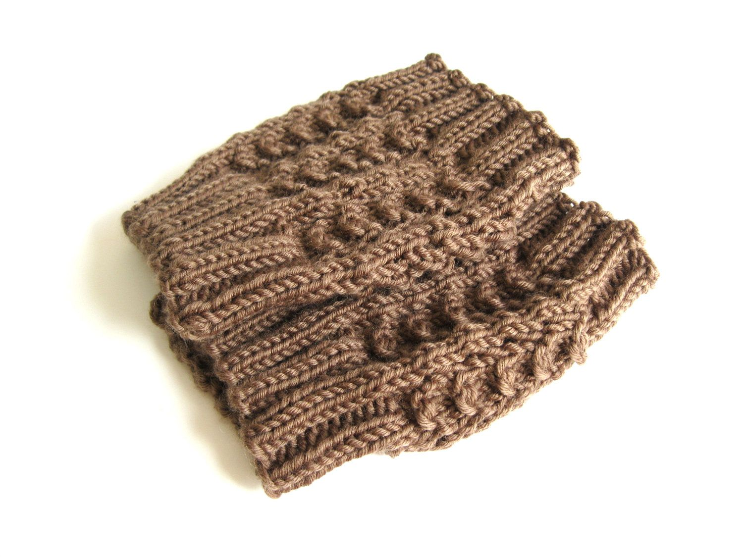 free knitted boot cuffs | knitting small accessories like this they ...