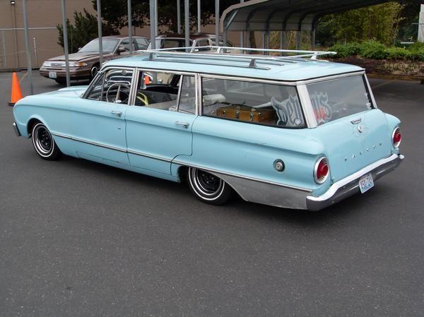 Falcon Wagons Who S Got Em Pics Page 2 The H A M B Wagons Classic Cars Trucks Station Wagon