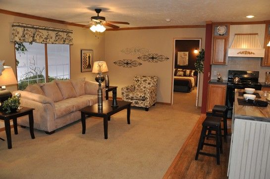 Mobile home remodeling ideas mobile home remodeling - How to decorate a mobile home living room ...