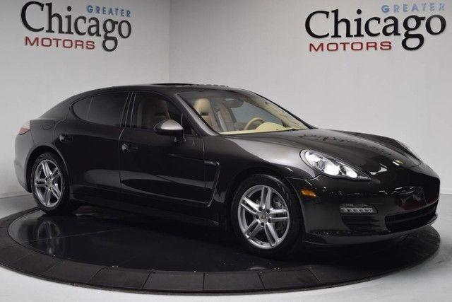 2011 Porsche Panamera 2011 Porsche Luxury Cars For Sale Porsche Panamera Porsche