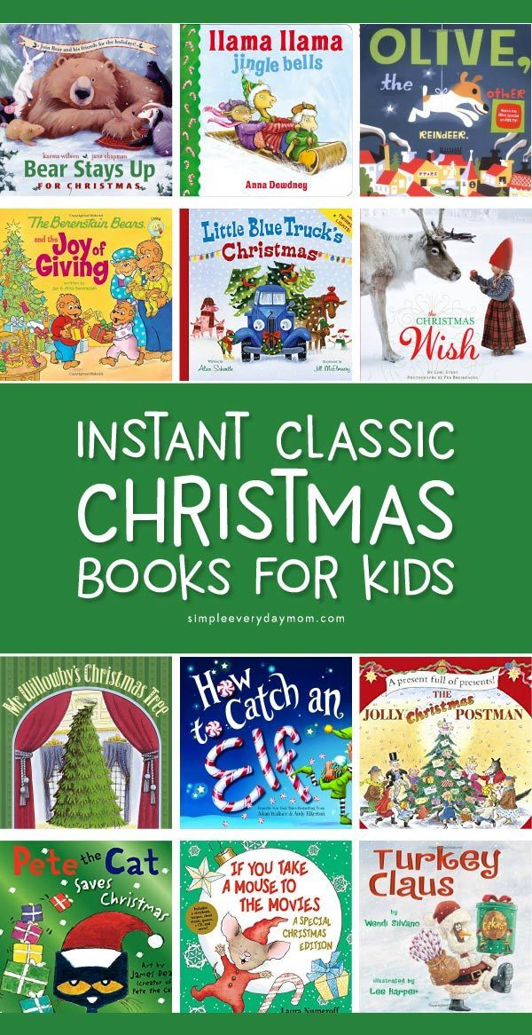 Best Funny Stories 12 Christmas Stories For Kids To Add To Your Family's Library The Best Christmas Books For Kids | This selection of top Christmas stories has books for the whole family from toddlers, to kindergarten and beyond! There are funny stories, sweet stories and more!    #christmas #christmasbooks #kidsbooks #booksforkids #childrensbooks #kidsandparenting #elementary #teacher #homeschool #homeschooling #ideasforkids #earychildhood 5