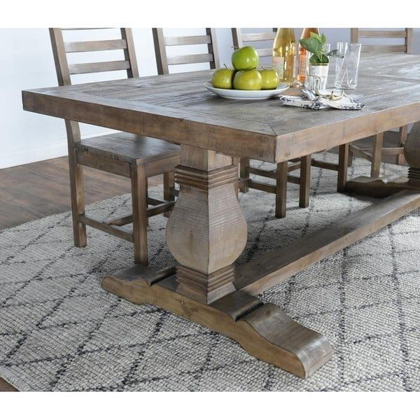Shop Kasey Reclaimed Wood Dining Table By Kosas Home On Sale Free
