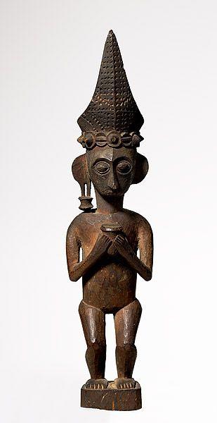 Ancestor figure, Siraha Salawa - Nias - Sumatra