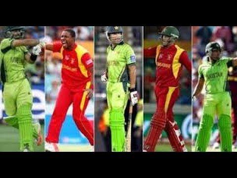 Pakistan Vs Zimbabwe 2nd T20 Highlights 24 May 2015 Part 1