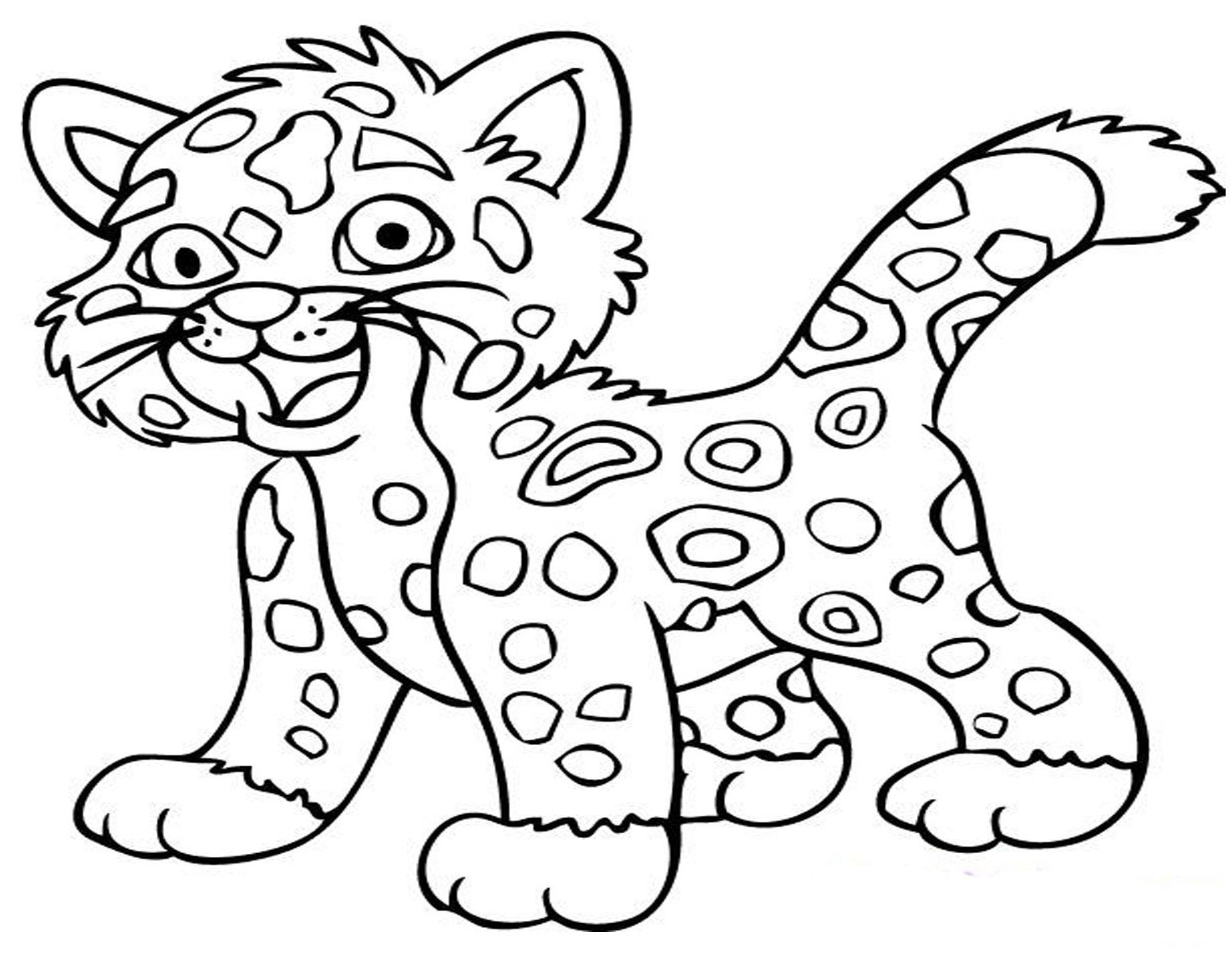 Jaguar Coloring Pages Best Coloring Pages For Kids Lion Coloring Pages Free Printable Coloring Pages Zoo Animal Coloring Pages [ 1200 x 1548 Pixel ]