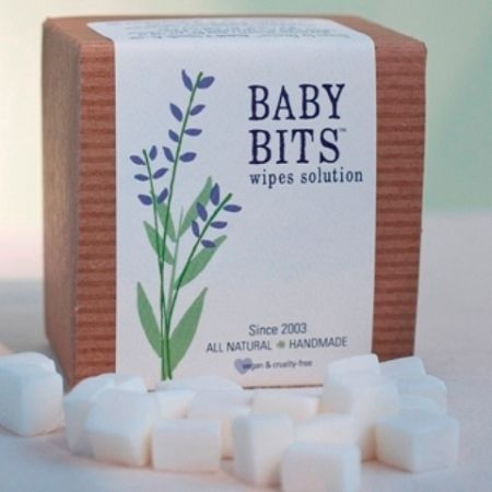 Baby Bits Wipe Solution Cubes Natural Baby Wipes Bit Box Natural Baby