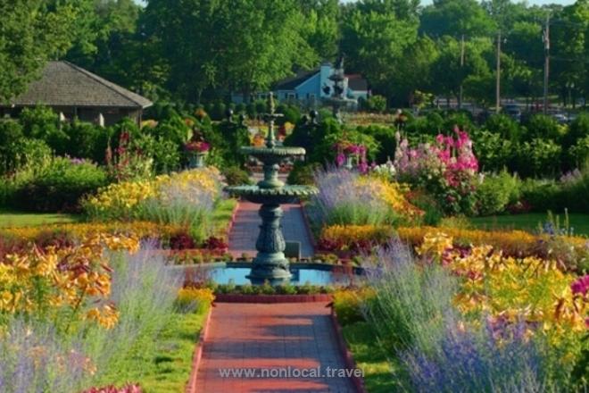 Munsinger Gardens In St Cloud Minnesota