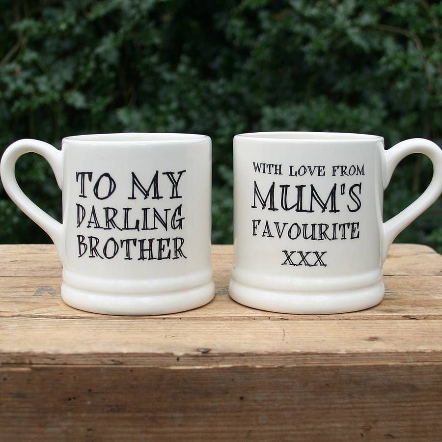 unique gifts for sister from brother