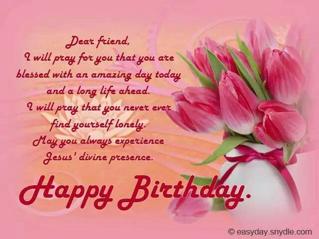 Pin by lucita co on birthdays pinterest birthdays happy discover ideas about christian birthday greetings m4hsunfo