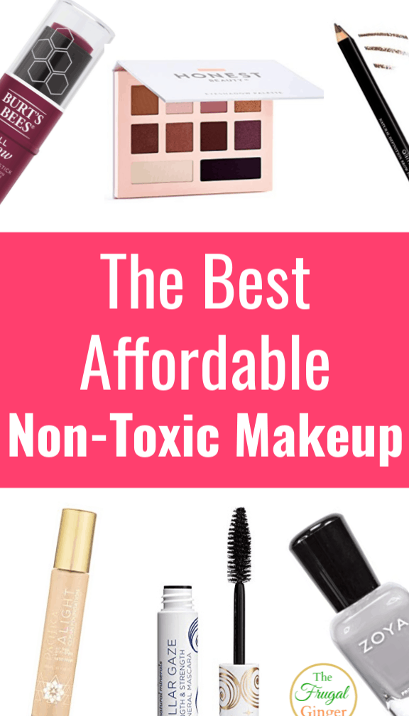Affordable Clean Beauty Products The Best Cheap Nontoxic