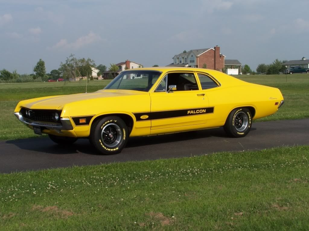 1970 Ford Falcon 429 Super Cobra Jet With Images Ford Falcon