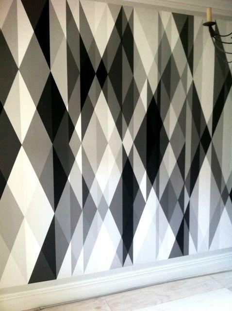 Portfolio - jmb - Wallpaper Hanger Auckland Patterns Pinterest