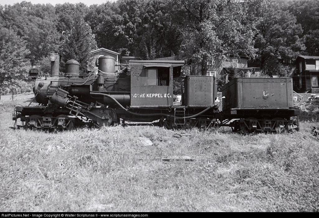 RailPictures.Net Photo: MK&Co 6 Cass Scenic Railroad Climax at Ellamore, West Virginia by Walter Scriptunas II - www.scriptunasimages.com