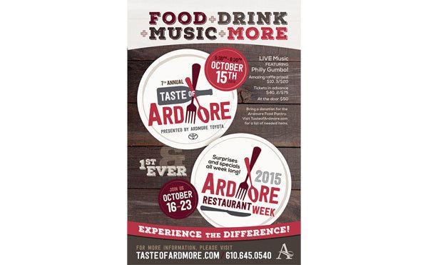 Taste of Ardmore 2015 #montcoevents  sukonikhomes.com