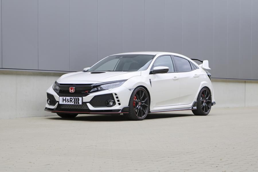 H R Sport Springs Honda Civic Type R Fk8 17