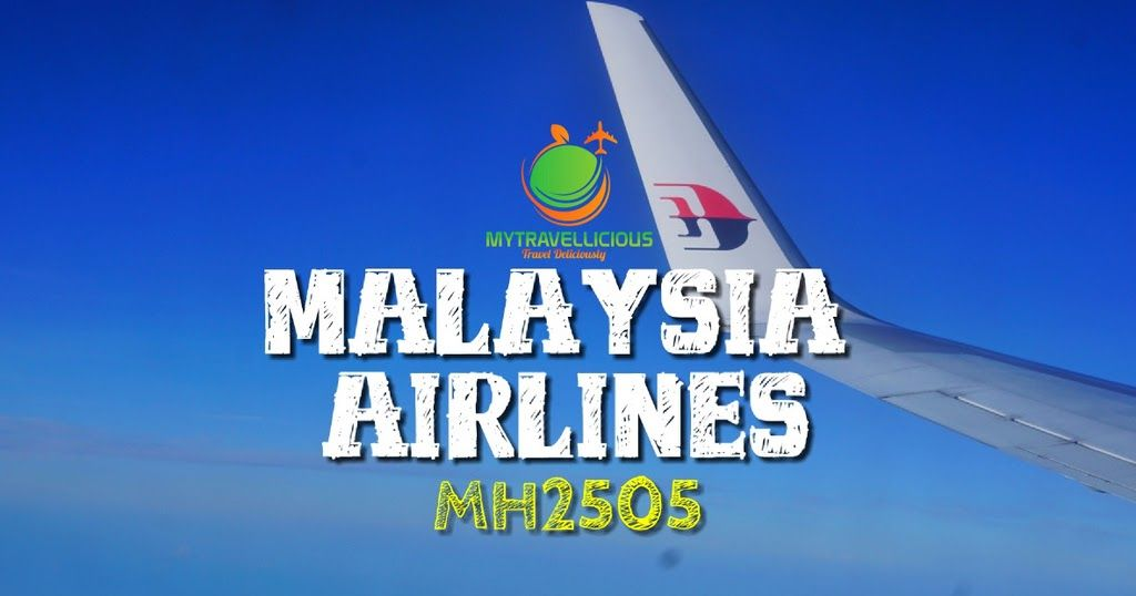 Review Malaysia Airlines MH2505 Economy Class (Kuching