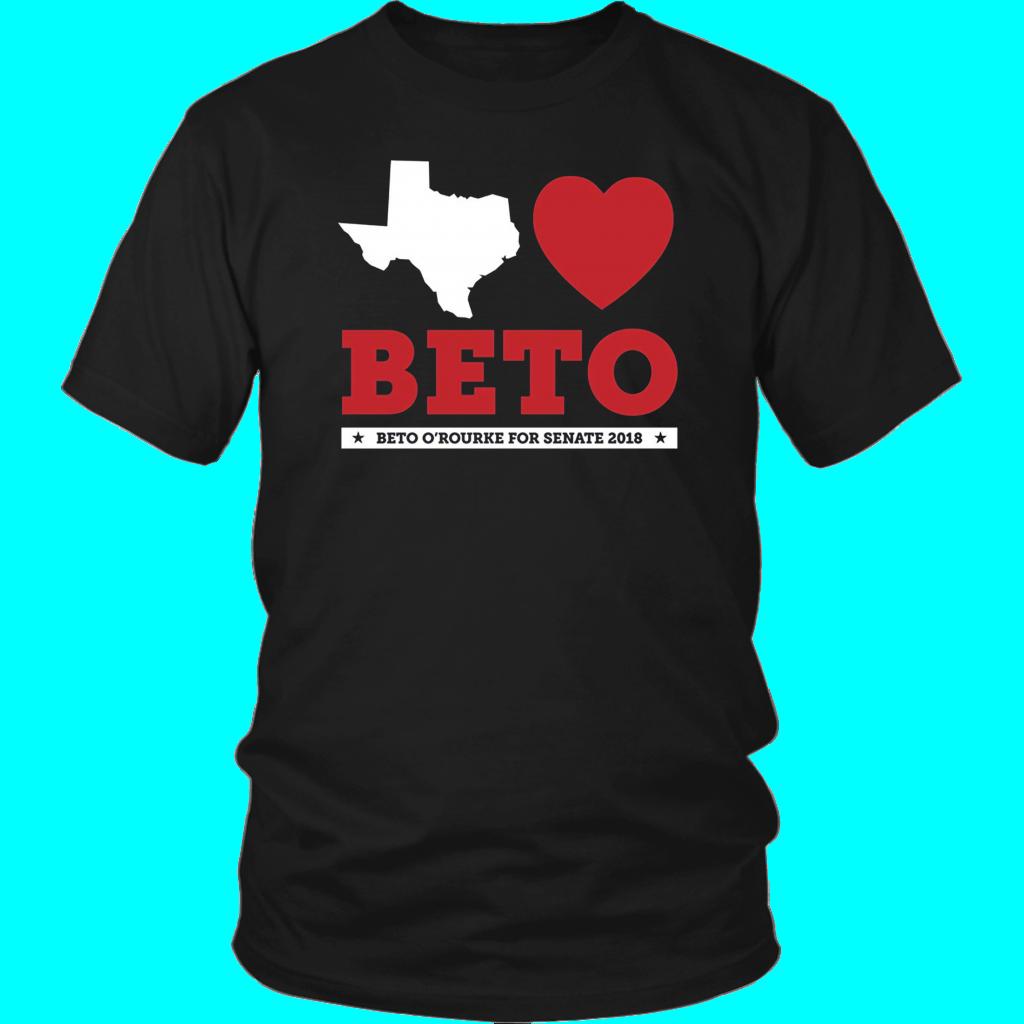 Beto O'Rourke for Senate 2018 T-Shirt