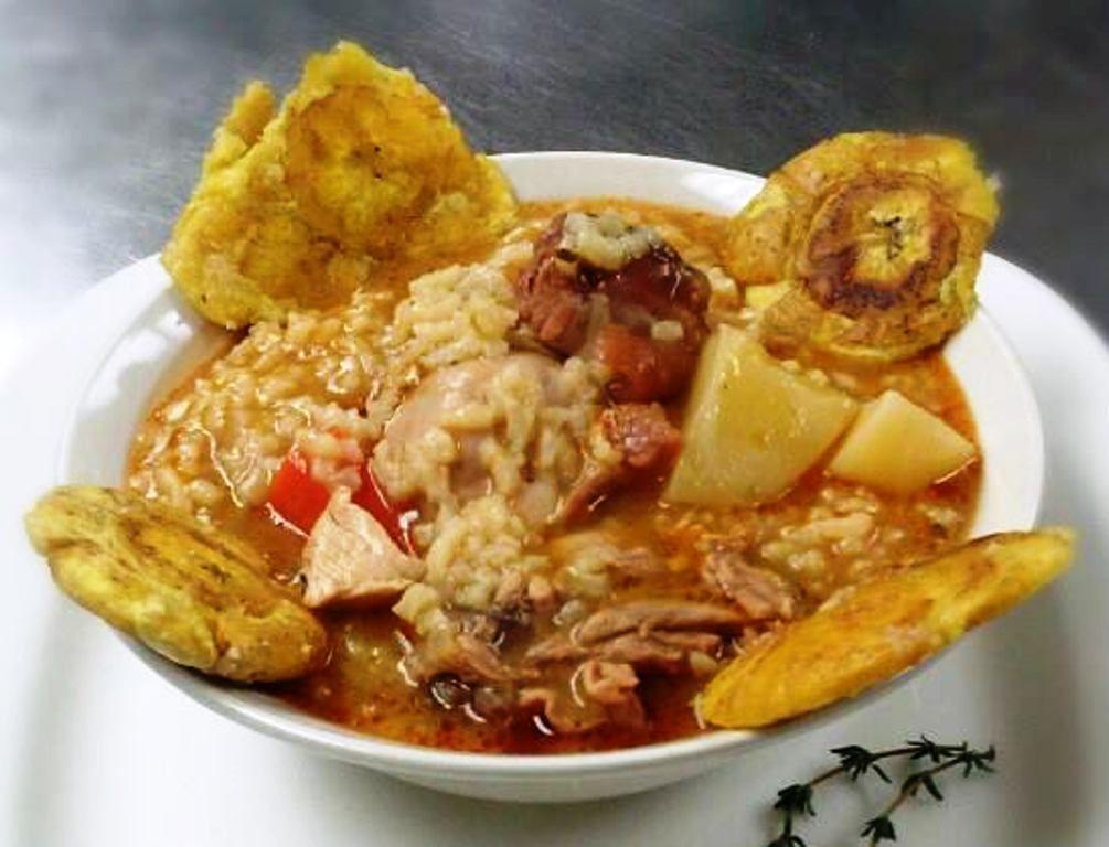 Asopao de pollo y fritos dominican food pinterest dominican asopao de pollo y fritos dominican republicspanish food forumfinder Gallery