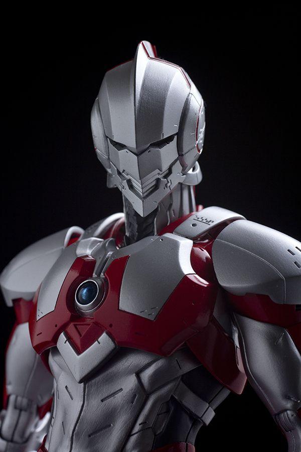 "New brand 12'HERO's MEISTER starting! First wave ""ULTRAMAN"" start accepting orders!   Sen-chineri blog"