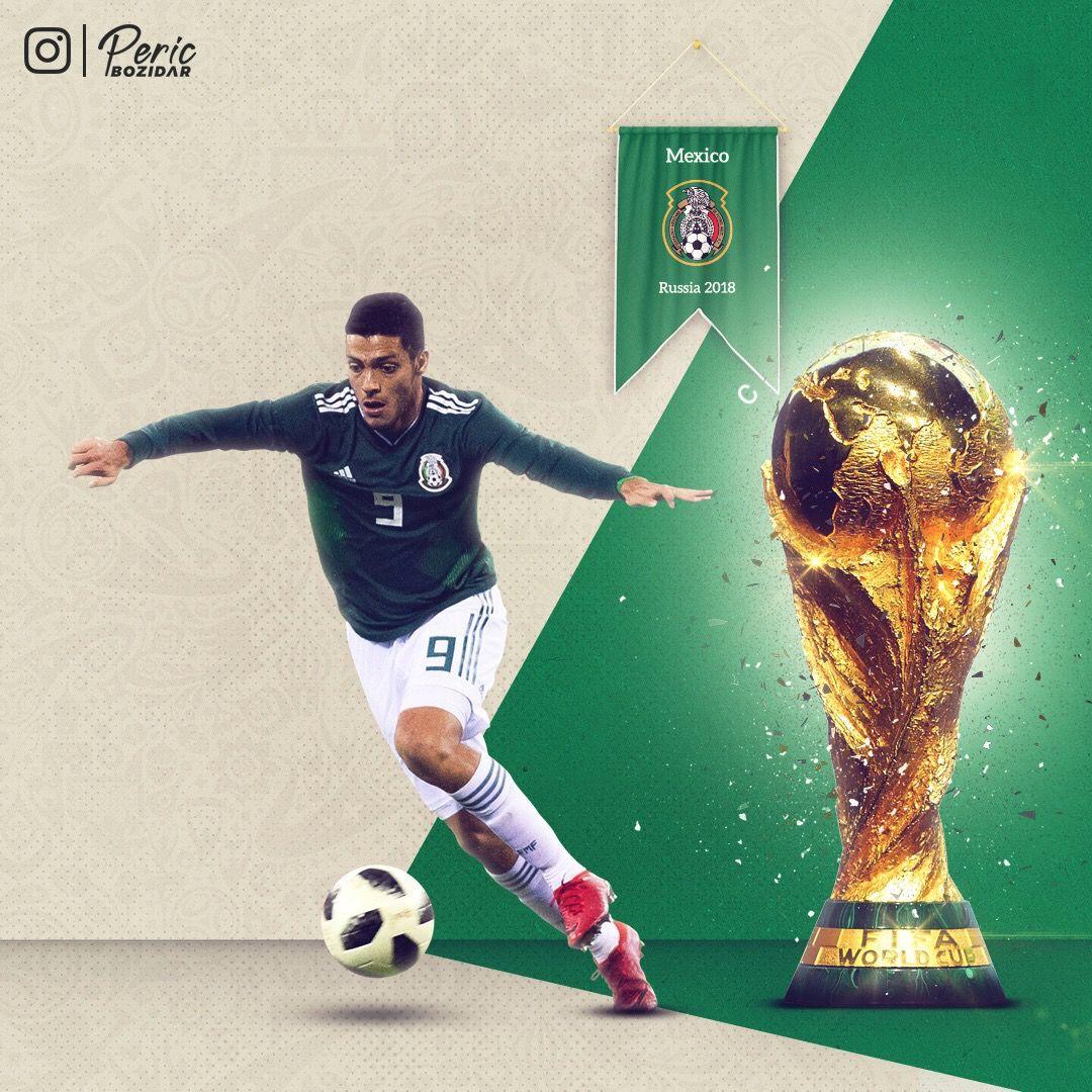 Mexico Fifa World Cup 2018 Futebol E Mundial
