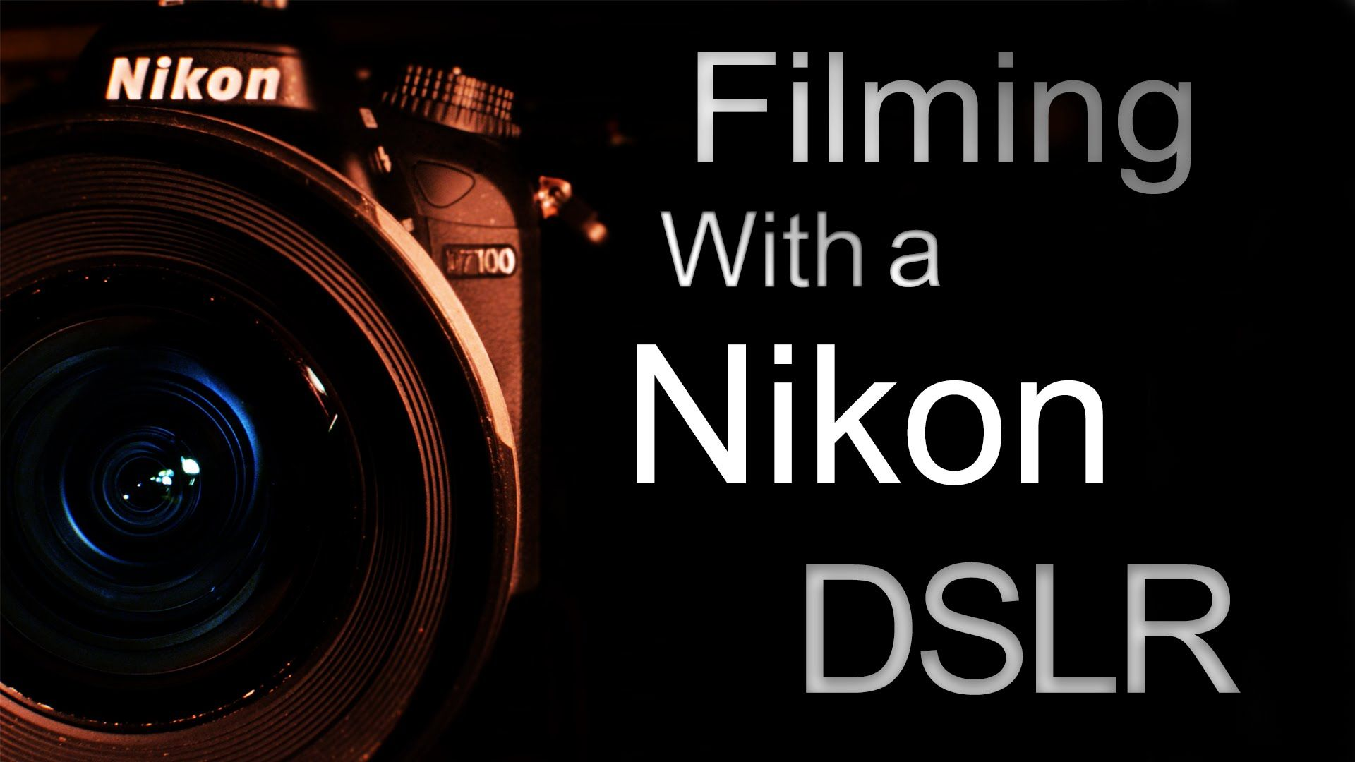 How To Shoot Video On Your Nikon & (Most of the settings are the same) In  this tutorial I will show you the best setting for shooting video on yo.
