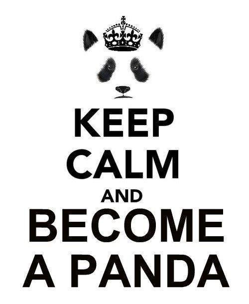 histoire drole panda