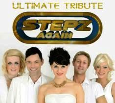 Stepz Again Great Steps Tribute Band