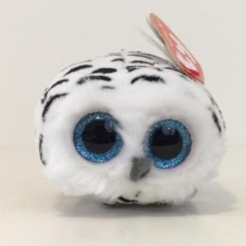 9130ec6ce58 3.5 inch Teeny Tys  Nellie White Owl