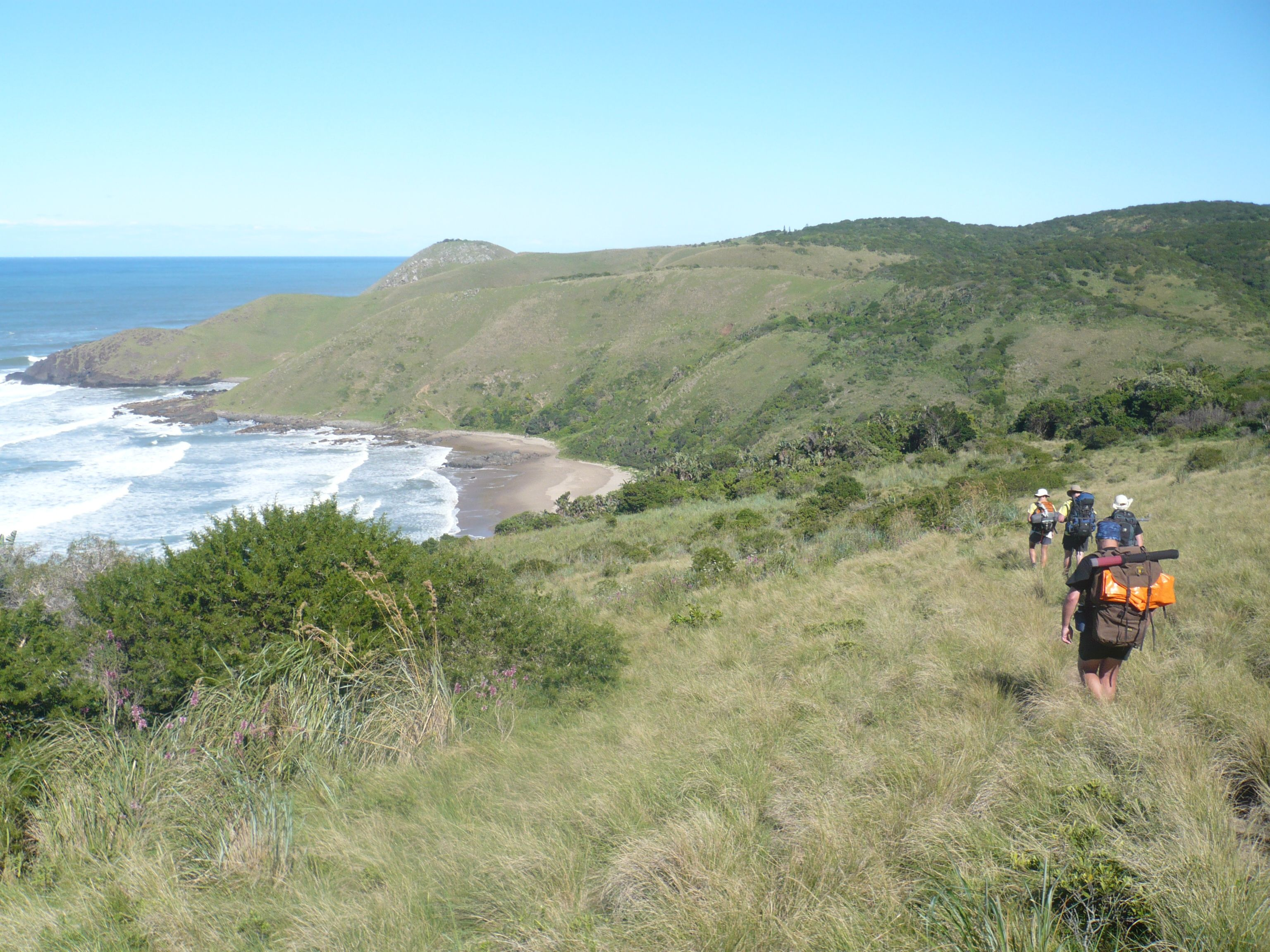 Transkei wild coast, Eastern Cape, South Africa