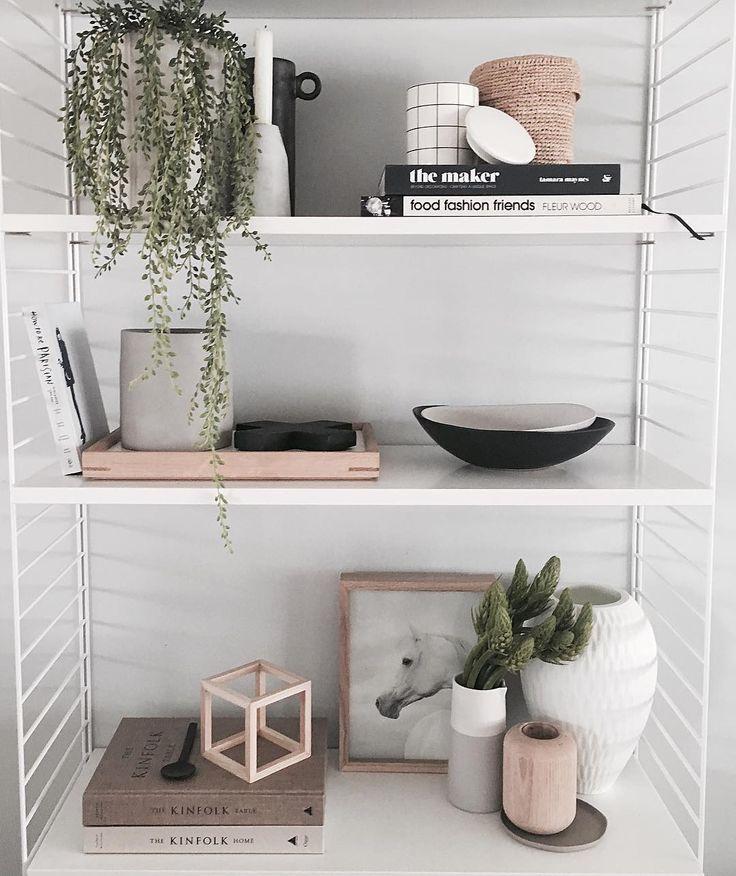 "Photo of T H E S T A B L E S on Instagram: ""Current shelf situation 🌿"""