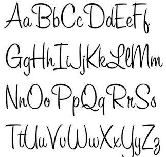 Creative Letters creative1 323×305 pixels   diy handlettering   pinterest