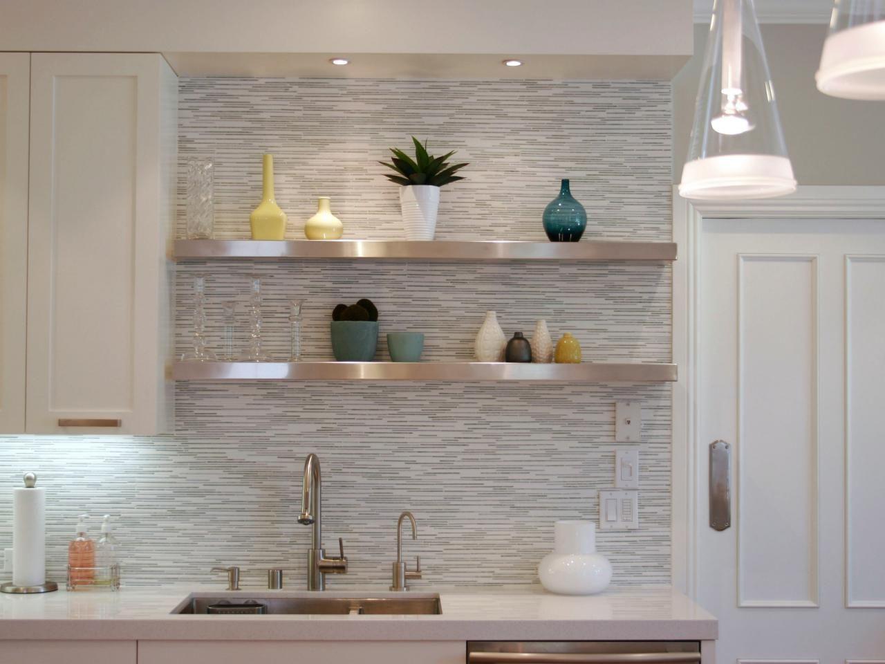 Pictures of kitchen backsplash ideas from task lighting hgtv