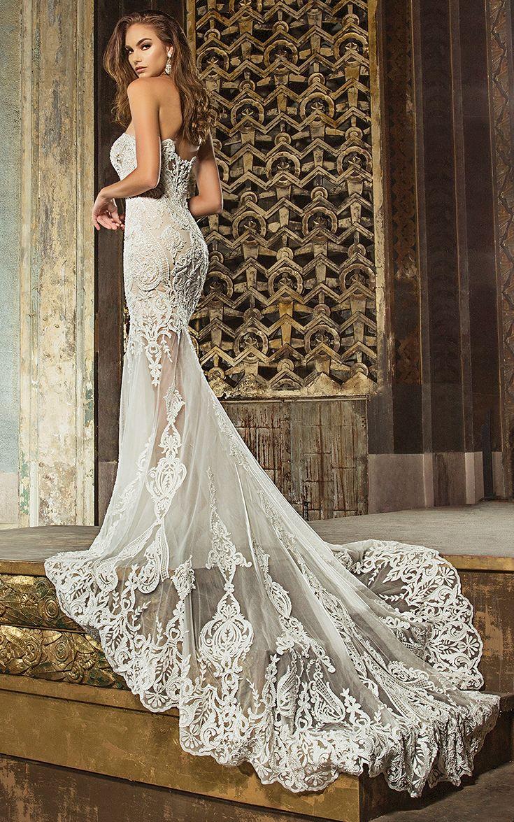 The Avita Gown Badgley Mischka Bride 2017