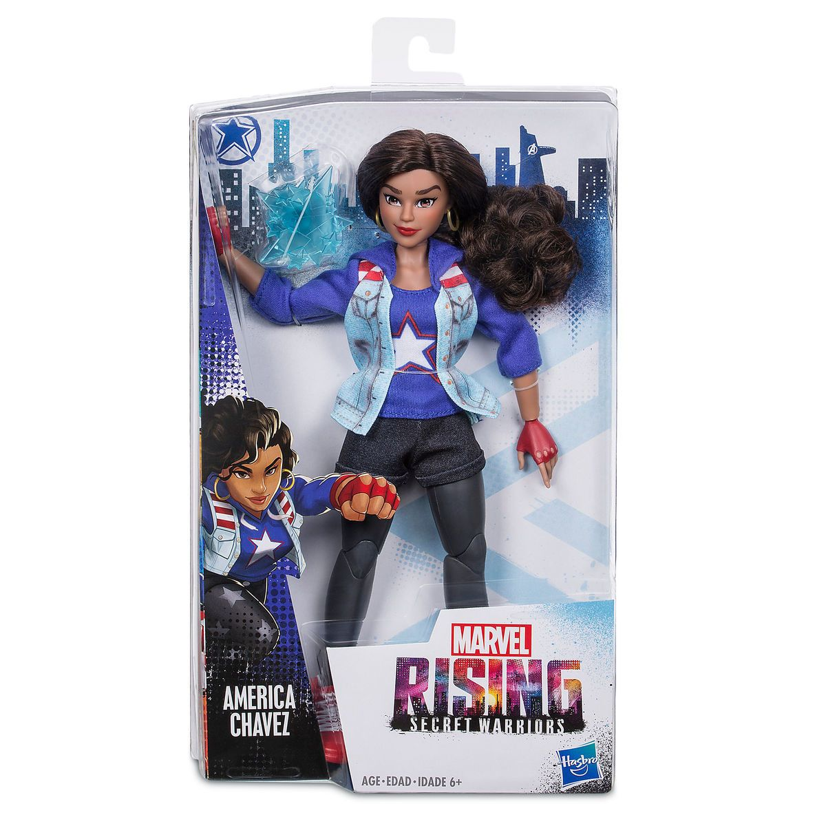 a32880dd64336 America Chavez Doll - Marvel Rising | doll browsing | Secret ...