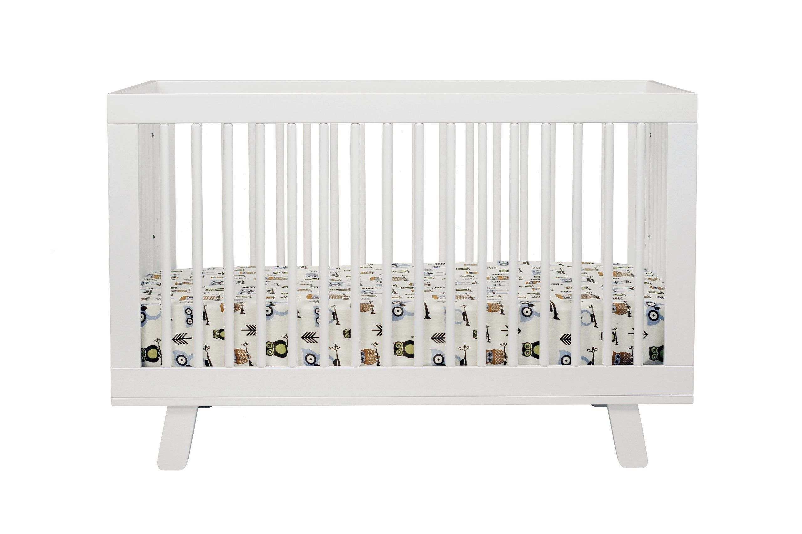 babyletto Hudson 3in1 Convertible Crib with