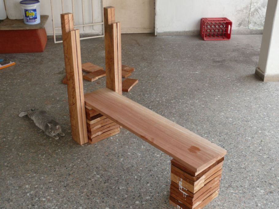 Awesome Diy Wooden Exercise Bench Plans Wooden Pdf Wood Projects Theyellowbook Wood Chair Design Ideas Theyellowbookinfo
