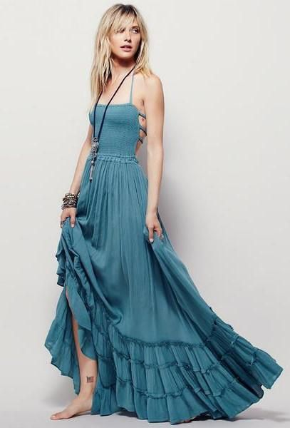 a86628356932c Road Trippin' Maxi Dress | BEST DEALS | Backless maxi dresses ...
