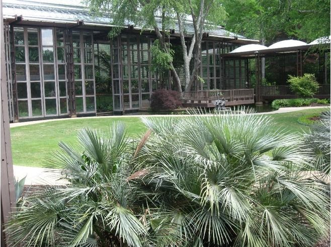 Callaway Gardens Horticultural Center - I've wanted these window/walls since I saw them 20 years ago!
