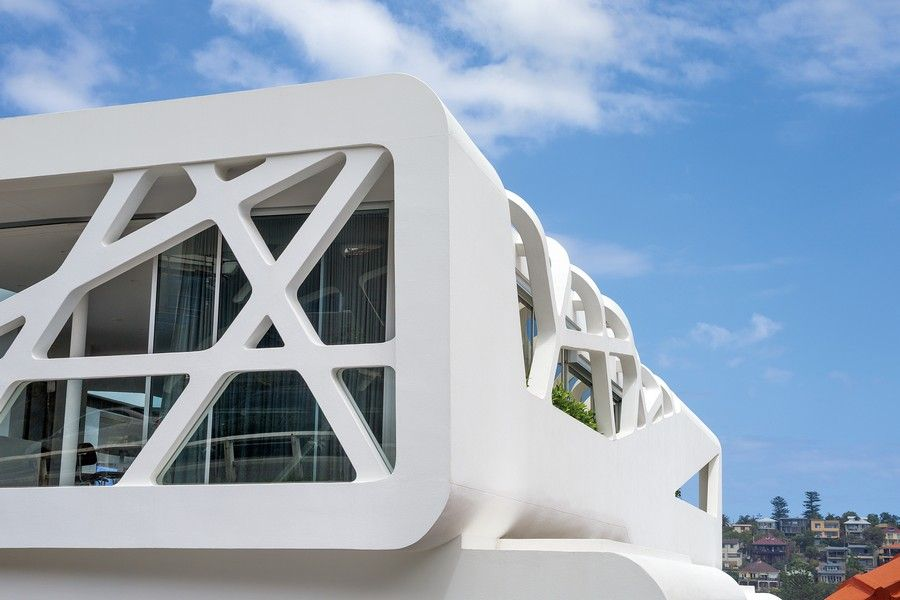 Lovely Creative Architecture Part - 6: Creative Architecture In Australia Explore The Notion Of Prospect And  Refuge - MPRDG