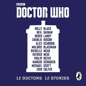 Doctor Who: 12 Doctors 12 Stories #12doctor