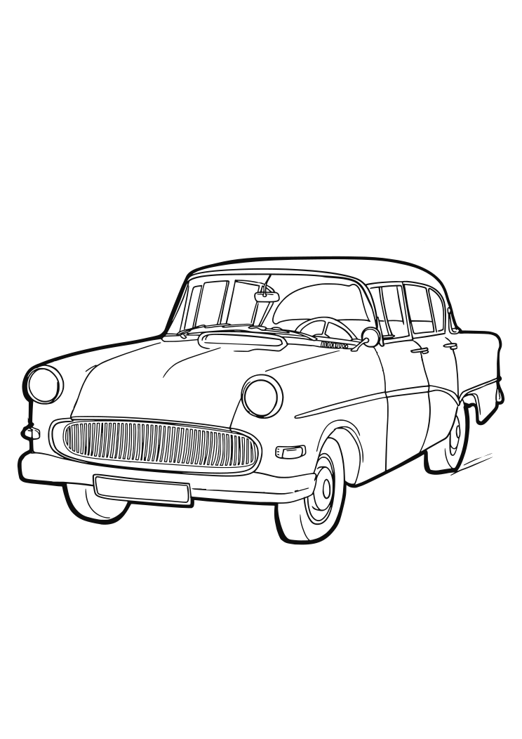 Car Svg Free : Classic, Files,